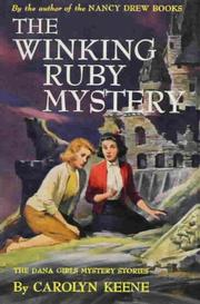 Cover of: The Winking Ruby Mystery | Harriet Adams