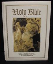 Cover of: Holy Bible Norman Rockwell Common Edition by Makoto. Kowta