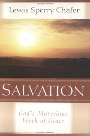 Cover of: Salvation | Lewis Sperry Chafer