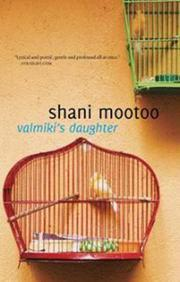 "Cover of: Valmiki""s daughter / Shani Mootoo"