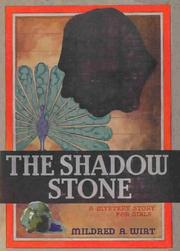 Cover of: The Shadow Stone | Mildred Wirt Benson