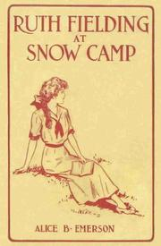 Cover of: Ruth Fielding at Snow Camp | W. Bert Foster