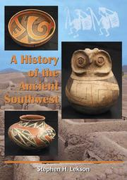 Cover of: A history of the ancient Southwest