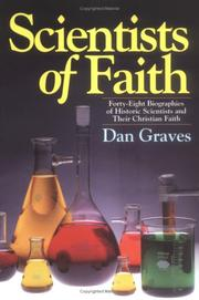 Cover of: Scientists of faith | Dan Graves