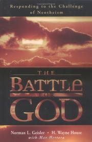 Cover of: The Battle for God: Responding to the Challenge of Neotheism