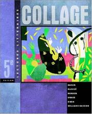Cover of: Collage | Lucia F Baker