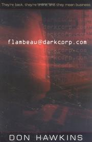 Cover of: Flambeau@darkcorp.com