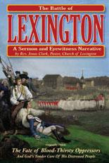 Cover of: The Battle of Lexington