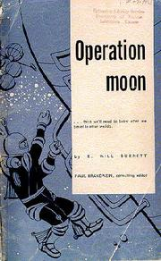 Cover of: Operation Moon: Facts We'll Need to Know When We Travel to Other Worlds