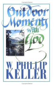 Cover of: Outdoor moments with God