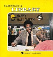 Cover of: Careers in a Library by Rebecca Anders