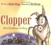 Clopper the Chrismas Donkey