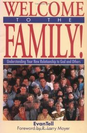 Cover of: Welcome to the family! |