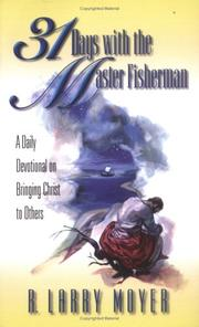 Cover of: 31 days with the Master Fisherman