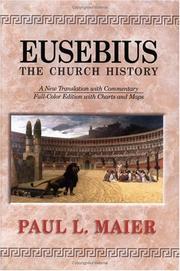 Eusebius--the church history