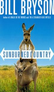 Cover of: In a Sunburned Country