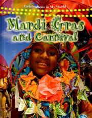 Cover of: Mardi Gras and Carnival