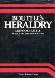 Cover of: Heraldry
