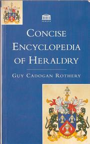 Cover of: Concise Encyclopedia of Heraldry