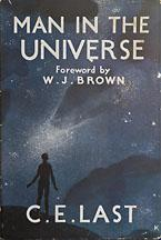 Cover of: Man in the Universe