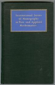 Cover of: Introduction to set theory and topology