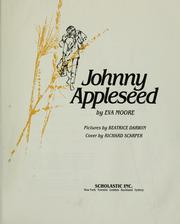 Cover of: Johnny Appleseed | Eva Moore