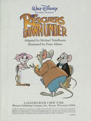 Cover of: Walt Disney Pictures presents The rescuers downunder