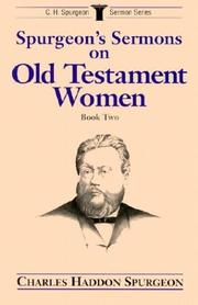Cover of: Spurgeon