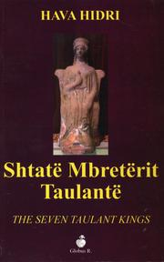 Cover of: Shtate mbreterit Taulante