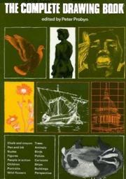 Cover of: The complete drawing book