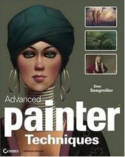 Cover of: Advanced Painter techniques | Don Seegmiller