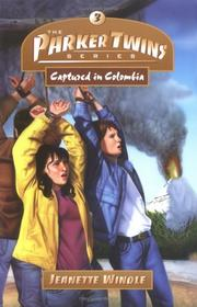 Cover of: Captured in Colombia (Parker Twins Series, The)