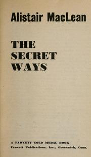 Cover of: The Secret Ways