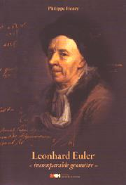 Leonhard Euler by Philippe Henry