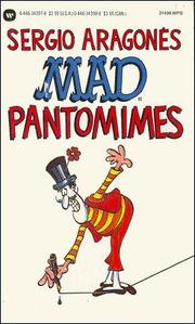 Cover of: Mad Pantomimes | Sergio Aragones