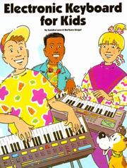Cover of: Electronic Keyboard For Kids | Sandra Levy