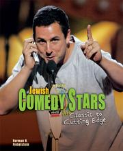 Cover of: Jewish comedians