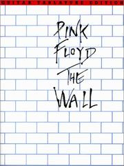 Cover of: Pink Floyd - The Wall (Pink Floyd)