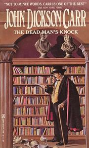 Cover of: The dead man's knock