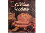 Cover of: Best of German cooking | Edda Meyer-Berkhout