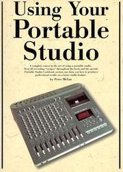 Cover of: Using your portable studio