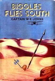 Cover of: Biggles flies south