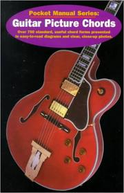Cover of: Guitar picture chords |