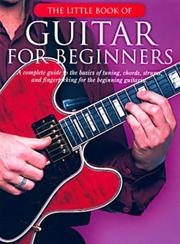 Cover of: The Little Book Of Guitar For Beginners (Little Book of Ser)