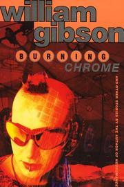 Cover of: Burning Chrome: and Other Stories