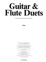 Cover of: Guitar & Flute Duets | Peter Draper