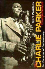 Cover of: The Charlie Parker Companion
