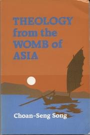 Cover of: Theology from the womb of Asia