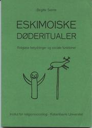 Cover of: Eskimoiske døderitualer