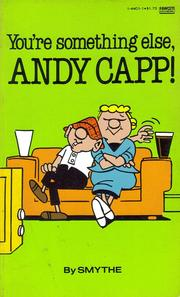 Cover of: You're Something Else, Andy Capp!